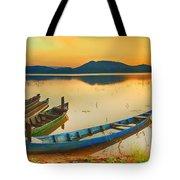 Lak Lake Tote Bag