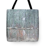 Lake Martin Swamp Tote Bag