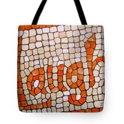 Laugh Tote Bag