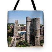 Lewes Castle Tote Bag