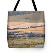 Lewes East Sussex Tote Bag