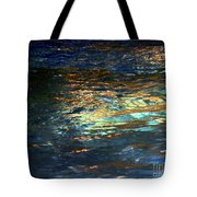 Light On Water Tote Bag