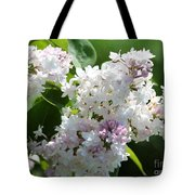 Lilac Named Beauty Of Moscow Tote Bag