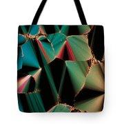 Liquid Crystalline Dna Tote Bag