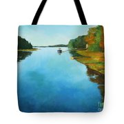 Little River Gloucester Tote Bag