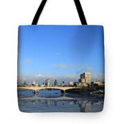 London  Skyline Tote Bag
