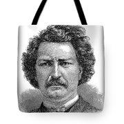 Louis Riel (1844-1885) Tote Bag