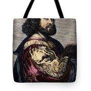 Ludovico Ariosto Tote Bag