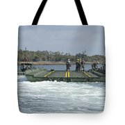 Marines And Sailors Tow An Improved Tote Bag