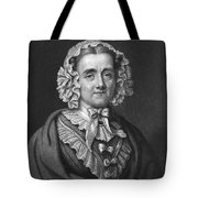 Mary Russell Mitford Tote Bag