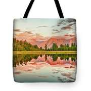 Matheson Lake Tote Bag