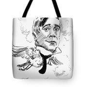 Maurice Maeterlinck Tote Bag