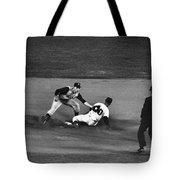 Maury Wills (1932- ) Tote Bag