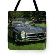Mercedes 300 Sl Tote Bag