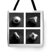 Mercury Under Harmonic Vibration Tote Bag