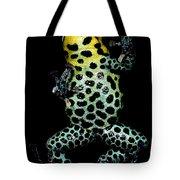 Mimic Poison Frog Tote Bag