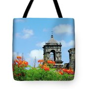 Mission San Jose San Antonio Tote Bag