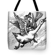 Mother Goose Tote Bag by Granger