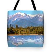Mount Shuksan Tote Bag