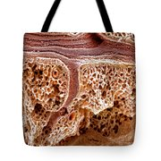 Mouse Lung, Sem Tote Bag by Science Source