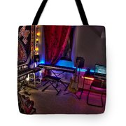 Music Studio Tote Bag