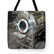 Negative Pressure Ventilator, Iron Lung Tote Bag