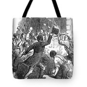 New York: Astor Place Riot Tote Bag