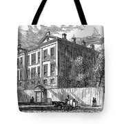 New York: Medical College Tote Bag