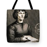 Nicolaus Copernicus, Polish Astronomer Tote Bag by Science Source