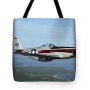 North American P-51 Cavalier Mustang Tote Bag