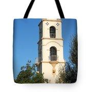 Ojai Post Office Tower Tote Bag