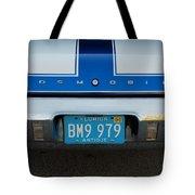 Olds C S Tote Bag