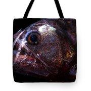 Pacific Viperfish Tote Bag