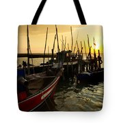 Palaffite Port Tote Bag