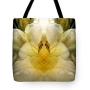 Pale Yellow Fantasy Tote Bag