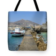 Paros - Cyclades - Greece Tote Bag