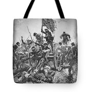 Picketts Charge, 1863 Tote Bag
