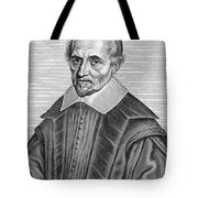 Pierre Gassendi, French Polymath Tote Bag
