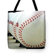Play Ball....... Tote Bag