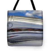 Pontiac Hood Ornament Tote Bag