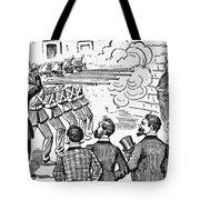 Posada: Firing Squad Tote Bag by Granger