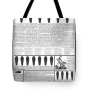 Presidential Campaign, 1828 Tote Bag