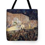 Presidential Campaign: 1876 Tote Bag