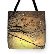 Puddle Art Tote Bag