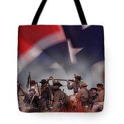 Rebel Line Tote Bag