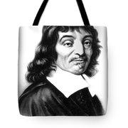 Ren� Descartes, French Polymath Tote Bag