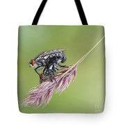 Reproduction - At The Height Of Bliss Tote Bag