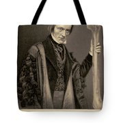 Richard Owen, English Paleontologist Tote Bag