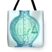 Robert Boyles Air Pumps Tote Bag