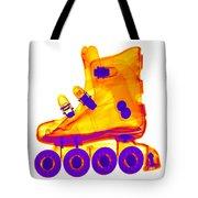 Rollerblade Boot Tote Bag